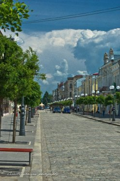 Braila_Strada Regala by C. Cratineanu