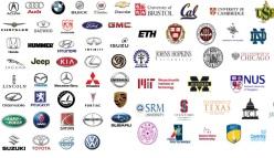 car_university logos